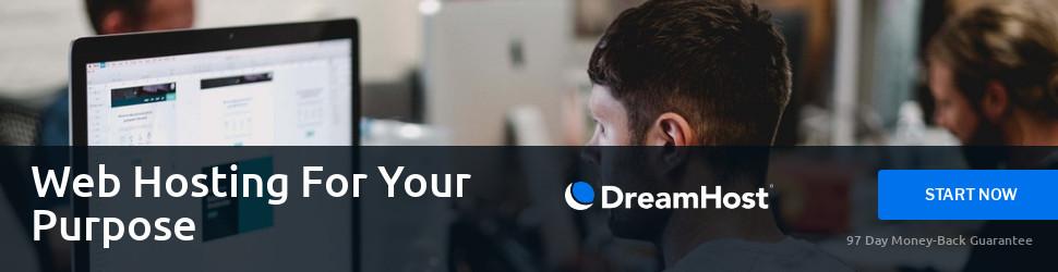 Dreamhost - Hosting